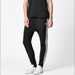 🖤 Adidas Drop Crotch Joggers - Size Small